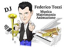 Federico Tozzi musica matrimonio PISA